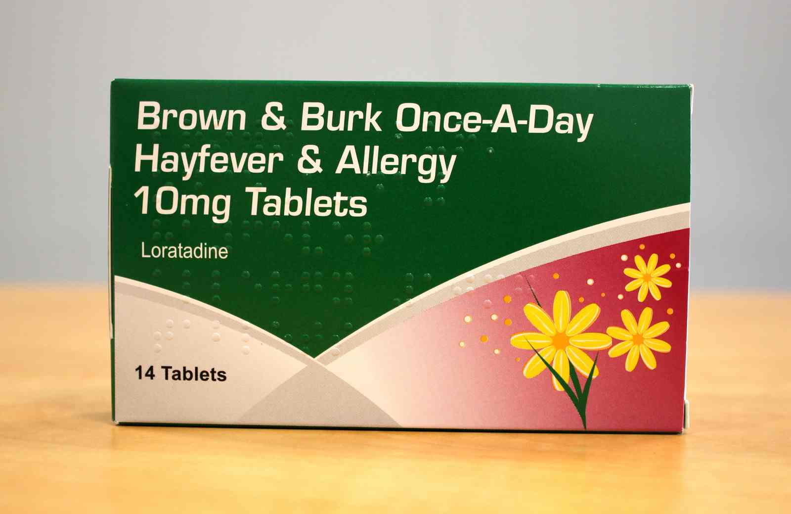 Once -A-Day Hayfever & Allergy 10 mg Tablets