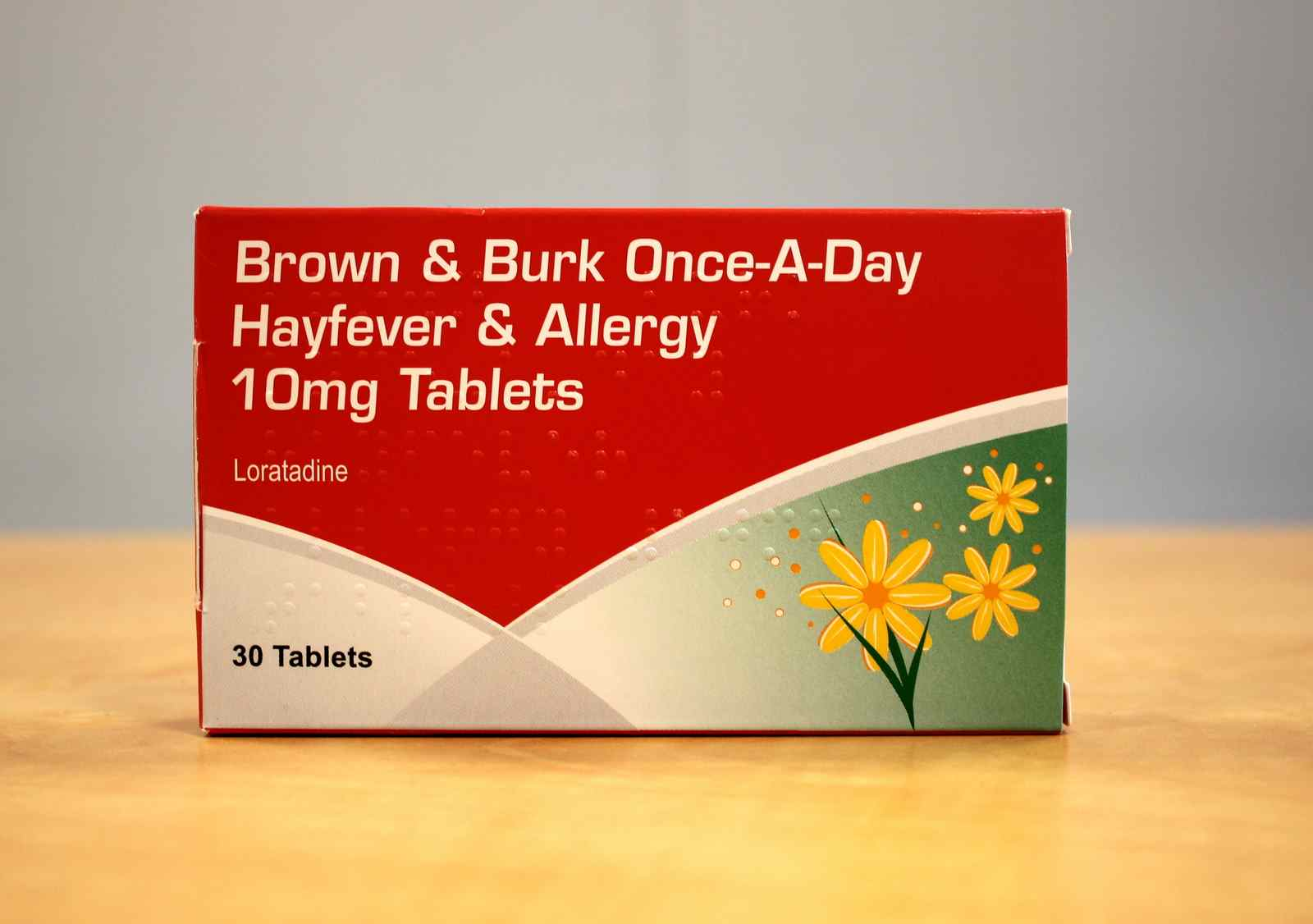 Once -A-Day Hayfever & Allergy 10 mg 30 Tablets